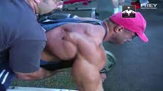 Dennis James Back Compilation - World Bodybuilder Workout