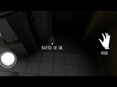 Evil Nun Last Bottle of Oil