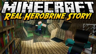 the real story of herobrine