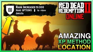 Red Dead Redemption 2 Online XP! Red Dead Online XP Method! AMAZING AND FUN RDR2 Online XP!