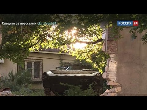 Rebels in eastern Ukraine announce unilateral ceasefire