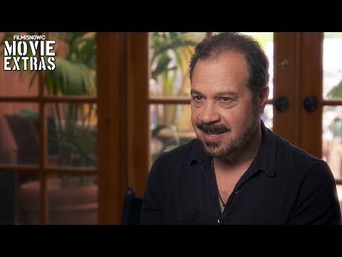 Jack Reacher: Never Go Back  Onset visit with Edward Zwick 'Director'