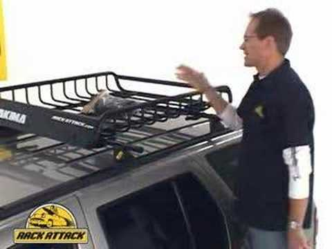 Yakima Loadwarrior Demonstrated By Rack