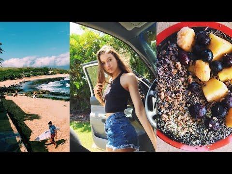 MY LIFE ON MAUI & TRAVELING TO NYC VLOG | Tatiana Ringsby