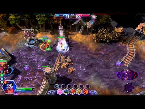 Heroes of the Storm - LiLi Matchmaking