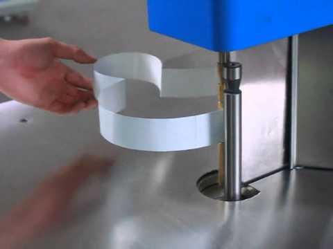 aluminum cnc channel letter bending machine youtube