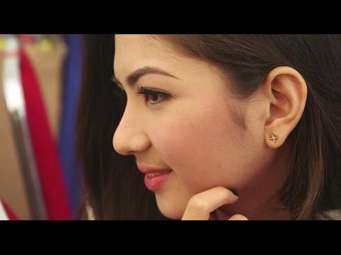 Al Ghazali memilih Jessica Mila di acara INBOX