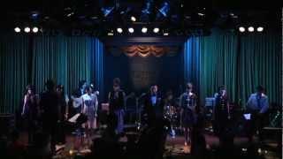 2012年4月1日丸の内コットンクラブで行われたZlee First Dinner Showよ...