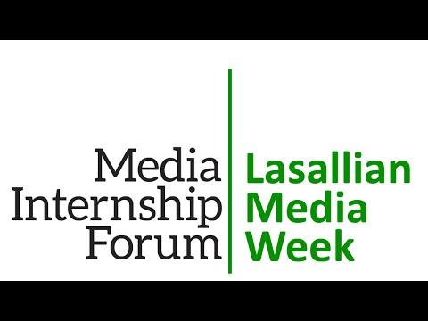 Lasallian Media Week 2015: Media Internship Forum | ARCH News & Current Affairs