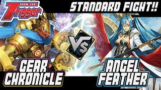 Download Video Gear Chronicle VS Angel Feather - Standard Fight - Cardfight!! Vanguard MP3 3GP MP4