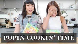 Popin Cookin' Challenge with Soothingsista | Laureen Uy