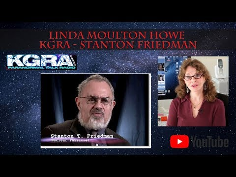 Linda Moulton Howe   Stanton Friedman 03 29 KGRA
