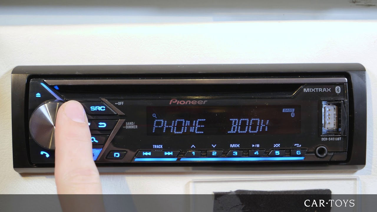 pioneer deh kenwood excelon ddx8017 wiring diagram s4010bt youtube