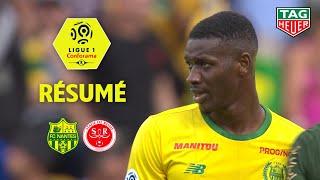 FC Nantes - Stade de Reims ( 0-0 ) - Résumé - (FCN - REIMS) / 2018-19