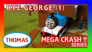 Bye George | Thomas and Friends Accidents will Happen | Roblox Crash Remake