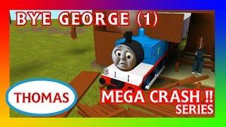 Adiós George Los accidentes de Thomas y Amigos ocurrirán Roblox Crash Remake