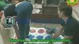 Repeat youtube video Shirley Cherres Super Culazo en jeans ajustados