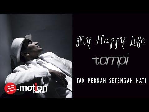 Tompi  - Tak Pernah Setengah Hati (Official Karaoke)