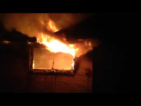 See early-morning fire destroy house in Alton
