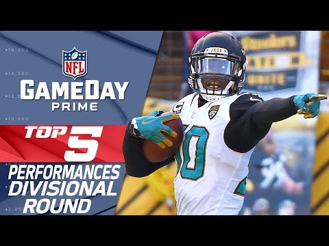 Top 5 Performances from the Divisional Round | GameDay Prime | NFL Highlights