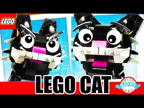 Lego Cats Building Instructions Frugal Fun For Boys And Girls