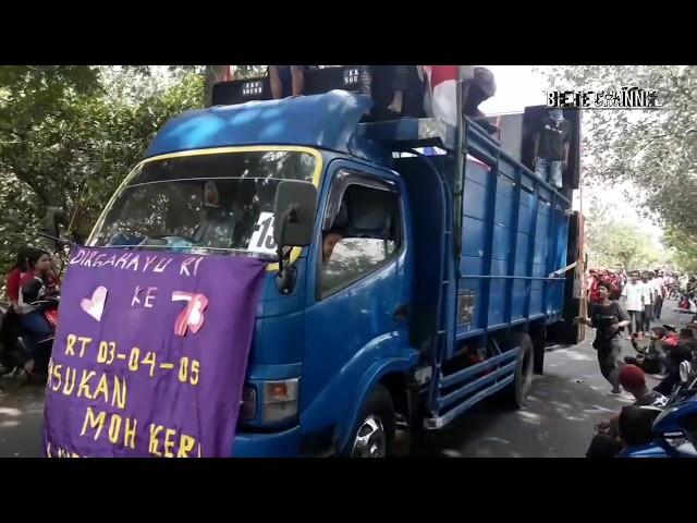 KARNAVAL Sound Ds KUNJANG Ngancar KEDIRI 2018