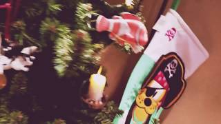 HskyArt A little Christmas tree @ Disneyland ~~~~ HSKY 2018