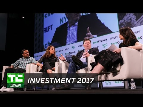 Investment 2017: The Big Picture | Disrupt NY 2017