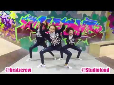 Kehlani - CRZY || Choreography by: Shaked David @studioloud