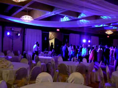 Wedding Led Lighting Sample Slow