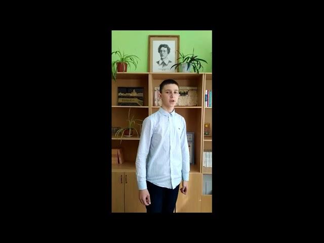 Изображение предпросмотра прочтения – НикитаБолдырев читает произведение «Я пришёл к тебе с приветом» А.А.Фета