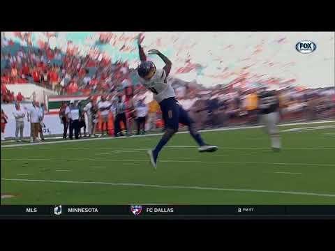 Logan Woodside vs Miami Fl  2017