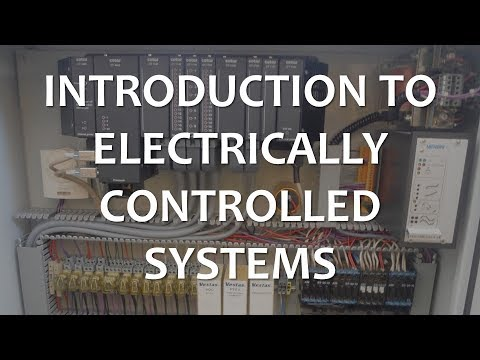 Introduction to Electrically Controlled Systems (Part 1 of 4)