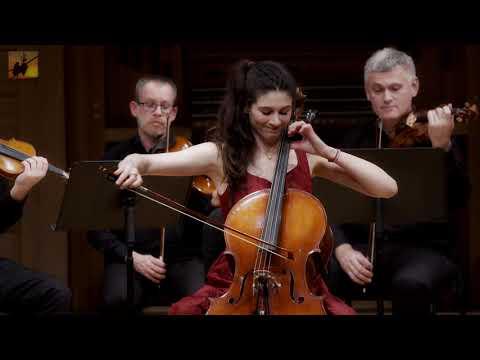 PAGANINI -  Moses Fantasy -  LUCIJA PEJKOVIĆ - Cello   -  Zagreb Soloists