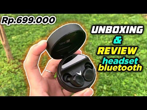 Unboxing \u0026 Review TWS Termurah..!! HEADSET GAMING Bluetooth ,VYATTA TWS AIRBOOM PHANTOM , 600 Ribuan