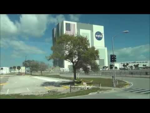 Florida 2014 - Kennedy Space Center - NASA - Cape Canaveral - Bus Tour - Part 5/8