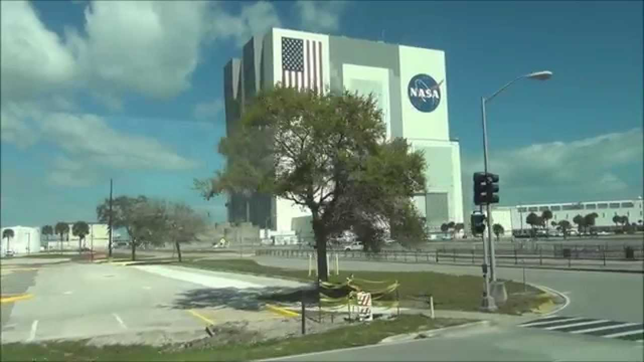 Florida Kennedy Space Center NASA Cape Canaveral Bus - Cape canaveral tours