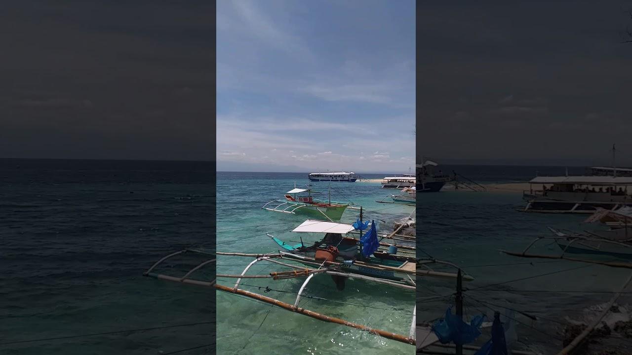 Samal island mangyan visited