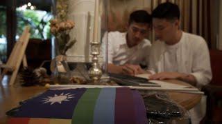 Taiwan : les couples gays se préparent pour le mariage | AFP News