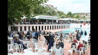 Kütahya Belediyesi ve Kent Konseyinden Ilıca Kaplıcalarında Bayram Şenliği !!!