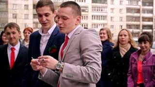 Выкуп невесты (Даниил и Эльмира 21.03.2015)