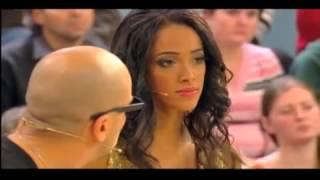Анна Калашникова в 40 выпуске ток шоу Каникулы в Мексике-2 с Доктором Нонной