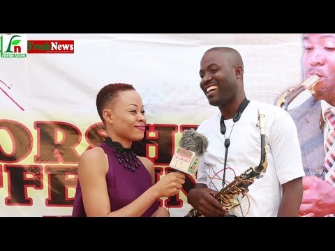 Lolad Sax Brings Down The Glory With Massive Worship - The Red Carpet Report