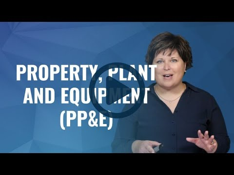 Property, Plant And Equipment (PP&E) - Introduction To PPE