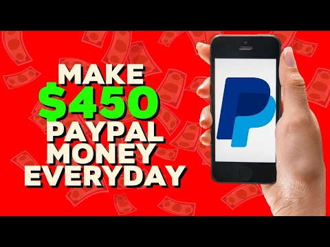 Make $450 In PayPal Money Everyday in 2021! (FREE AND WORLDWIDE) Make Money Online 2021