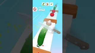 Perfect Slices Levels 1-10 IOS Gameplay