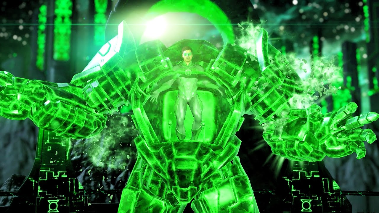 injustice 2 green lantern super move on all characters 4k uhd 2160p youtube. Black Bedroom Furniture Sets. Home Design Ideas