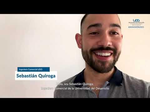 Sebastián Quiroga   Vinculación con la Empresa #ComercialUDD
