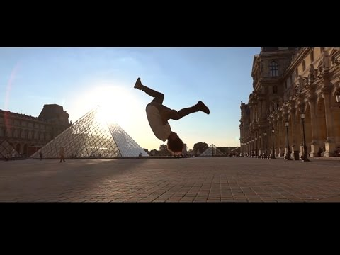 Paris // HELLO TRICKING 03 | moonEmotion