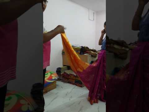 How to Wear Readymade Nauvari Saree